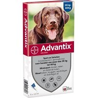 Advantix Spot-on 400 2000