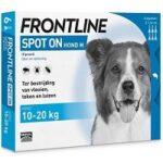 3. Frontline Spot-On M Anti vlooienmiddel