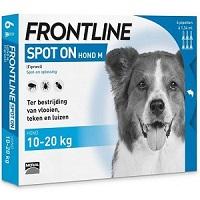 Frontline Spot-On M Anti vlooienmiddel