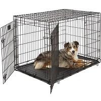 Hondenbench - XL -107 x 69 x 76 cm - Zwart