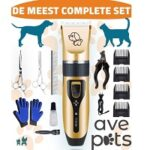 3. AVE Pets® Complete hondentondeuse set