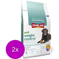 Smolke Weight Control - Hondenvoer - 2 x 3 kg