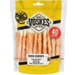 10. Voskes Rawhide Kip Sticks