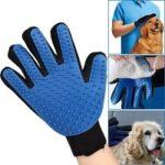 8. BibiProducts Huisdierenborstel - handschoen