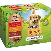 Bonzo Maaltijdzakjes Adult
