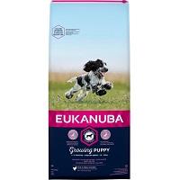 Eukanuba Dog Puppy Medium Breed- Kip - Puppyvoer - 15 kg