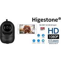 Hige stone - Huisdiercamera - Hondencamera -