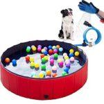 9. Hondenzwembad opvouwbaar 120cm x 30cm