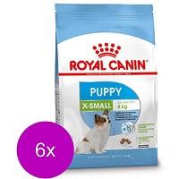 Royal Canin X-Small Puppy - Hondenvoer - 6 x 500 g