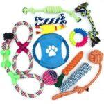 7. All4Pets Honden speelgoed - 12 stuks