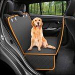 6. Premium Hondendeken auto achterbank