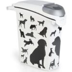 5. Curver Voedselcontainer - Silhouette Hond