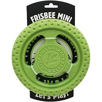 Kiwi Walker Let's Play! Frisbee mini groen