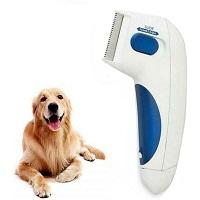 VERK Elektrische Vlooienkam voor honden