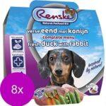 Renske Hond Vers Vlees Maaltijd Eend&Konijn