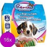 Renske Puppy Vers Vlees Maaltijd